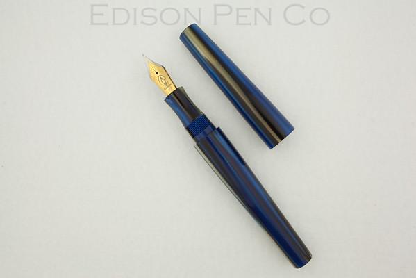 Morgan in Blue/Gold Striated